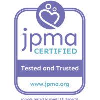 JPMA Certification Seal