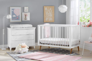 Tips for Creating a Greener Nursery for Baby