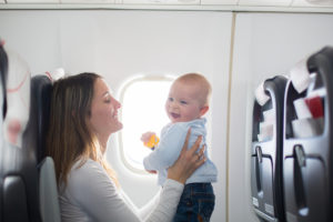 Sleep Tips When Traveling with Infants and Toddlers