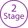 2 stage